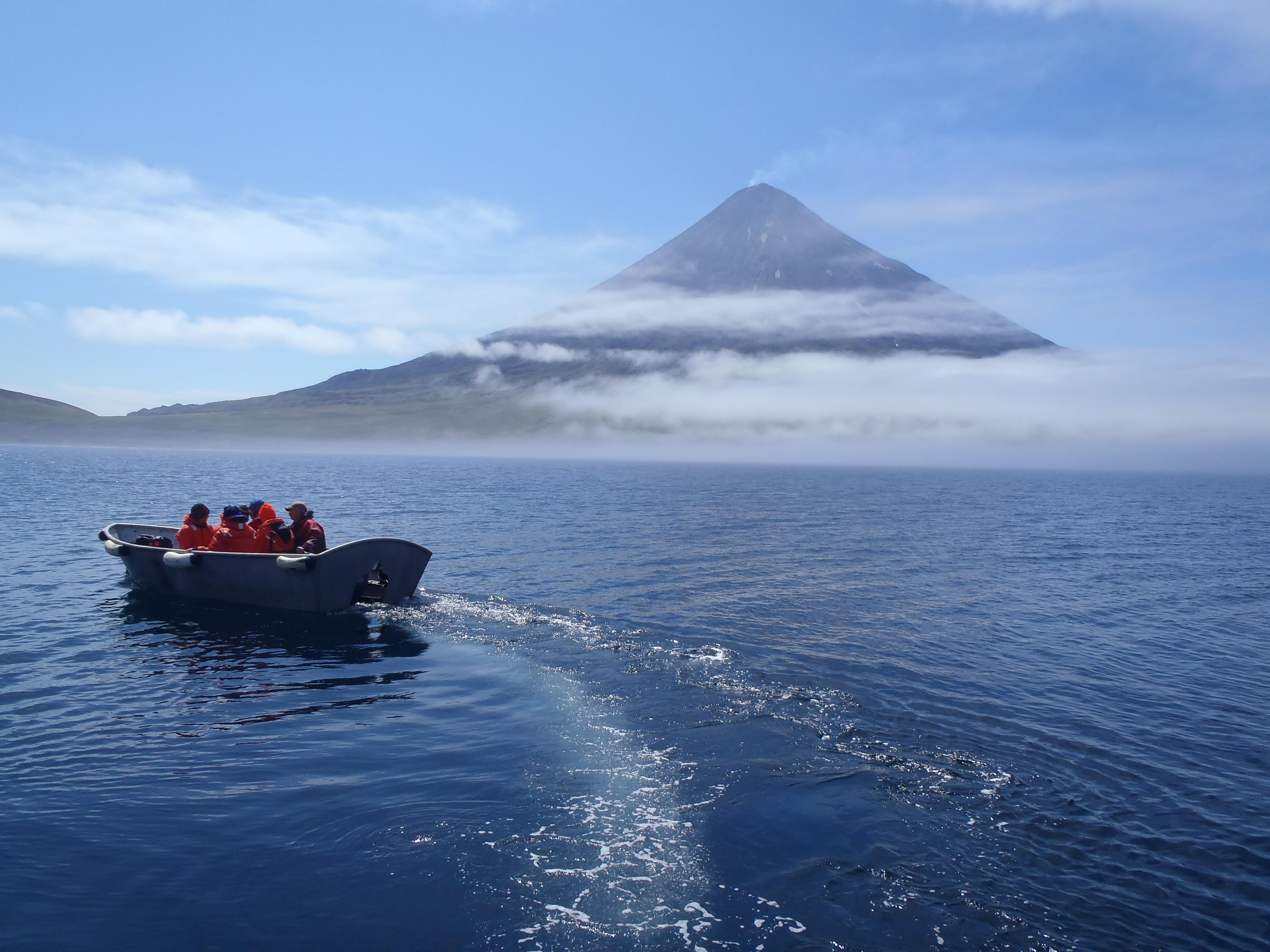 <p>The remote Aleutian Islands in Alaska have limited internet connectivity.</p>