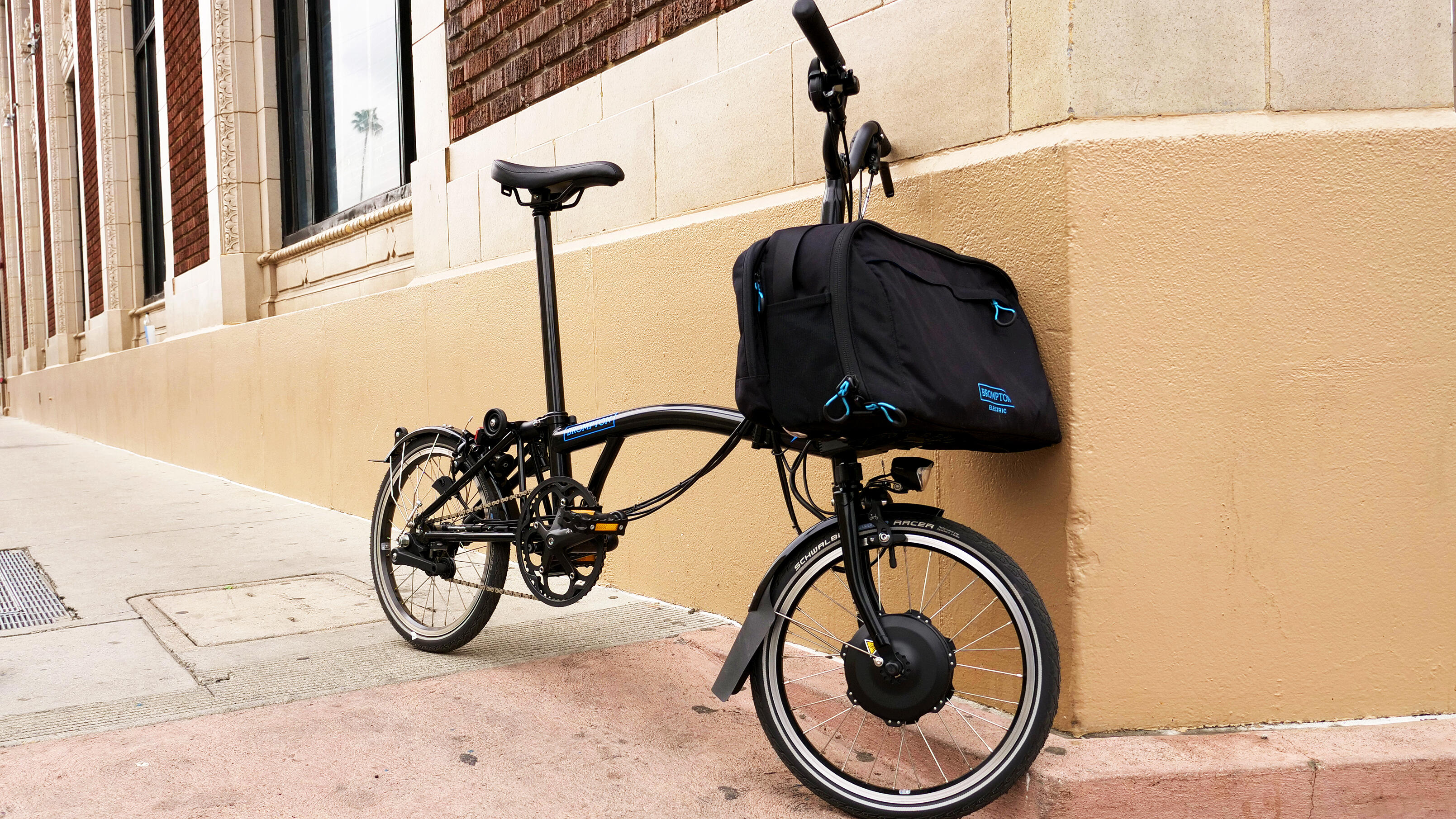 Video: Brompton Electric: Short bike for short commutes