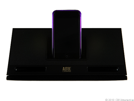 Altec Lansing InMotion Compact iMT320 iPod speakers