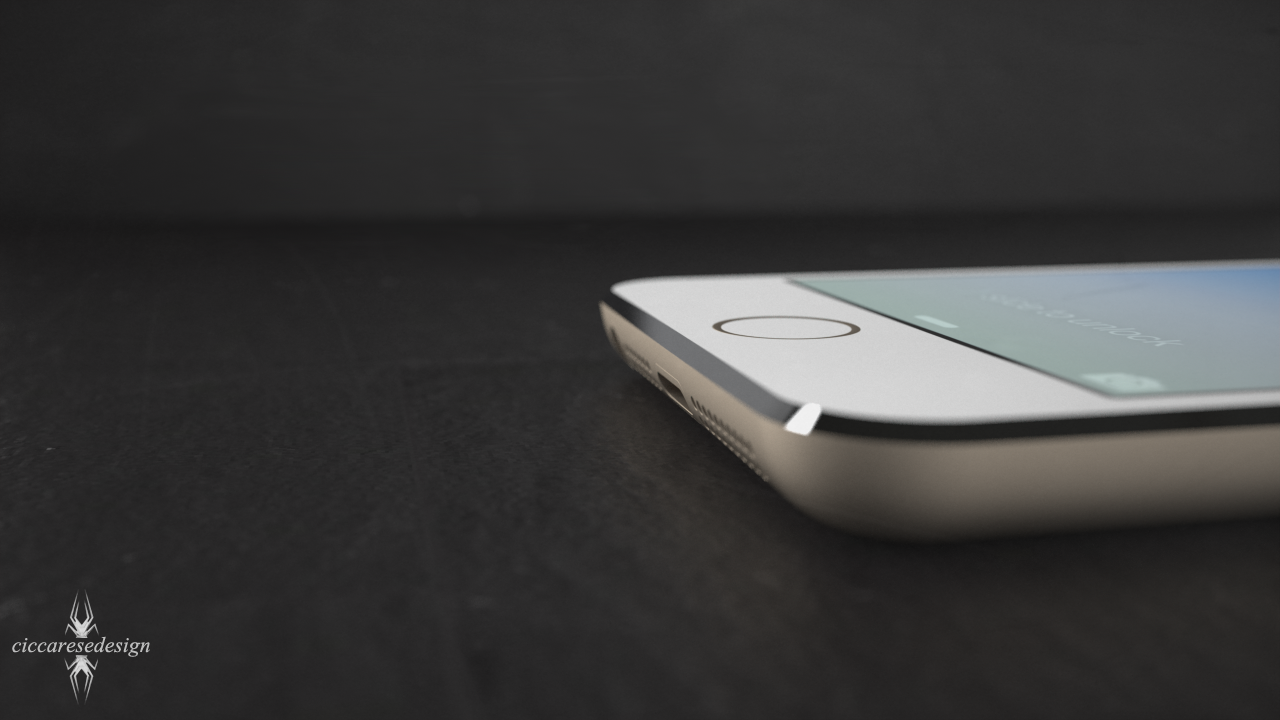 Federico Ciccarese iPhone Air concept