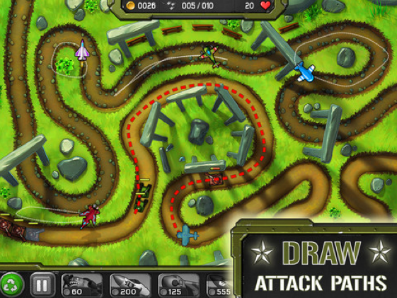 Air Patriots is Amazon's first game for mobile devices.