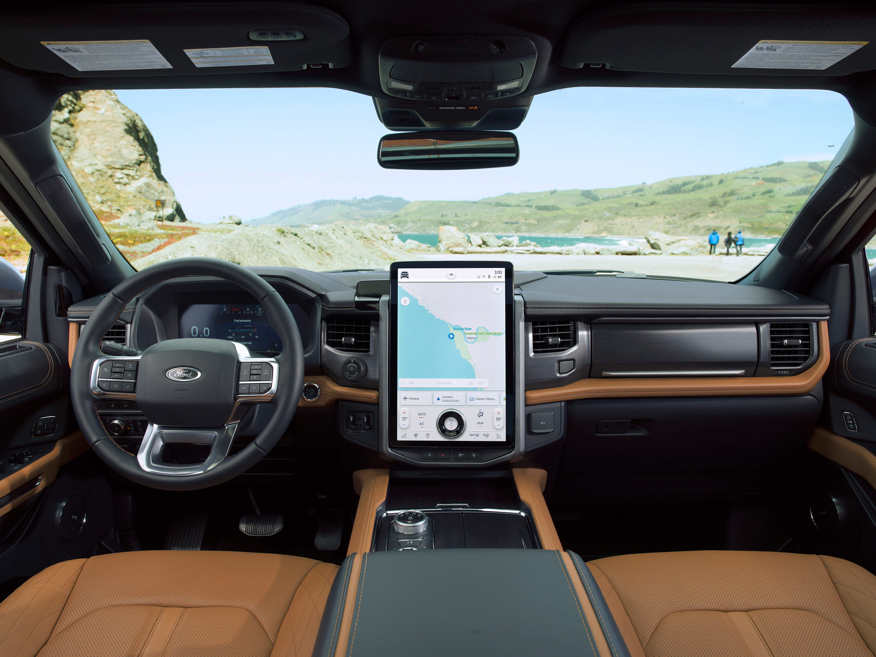 2022 Ford Expedition - interior