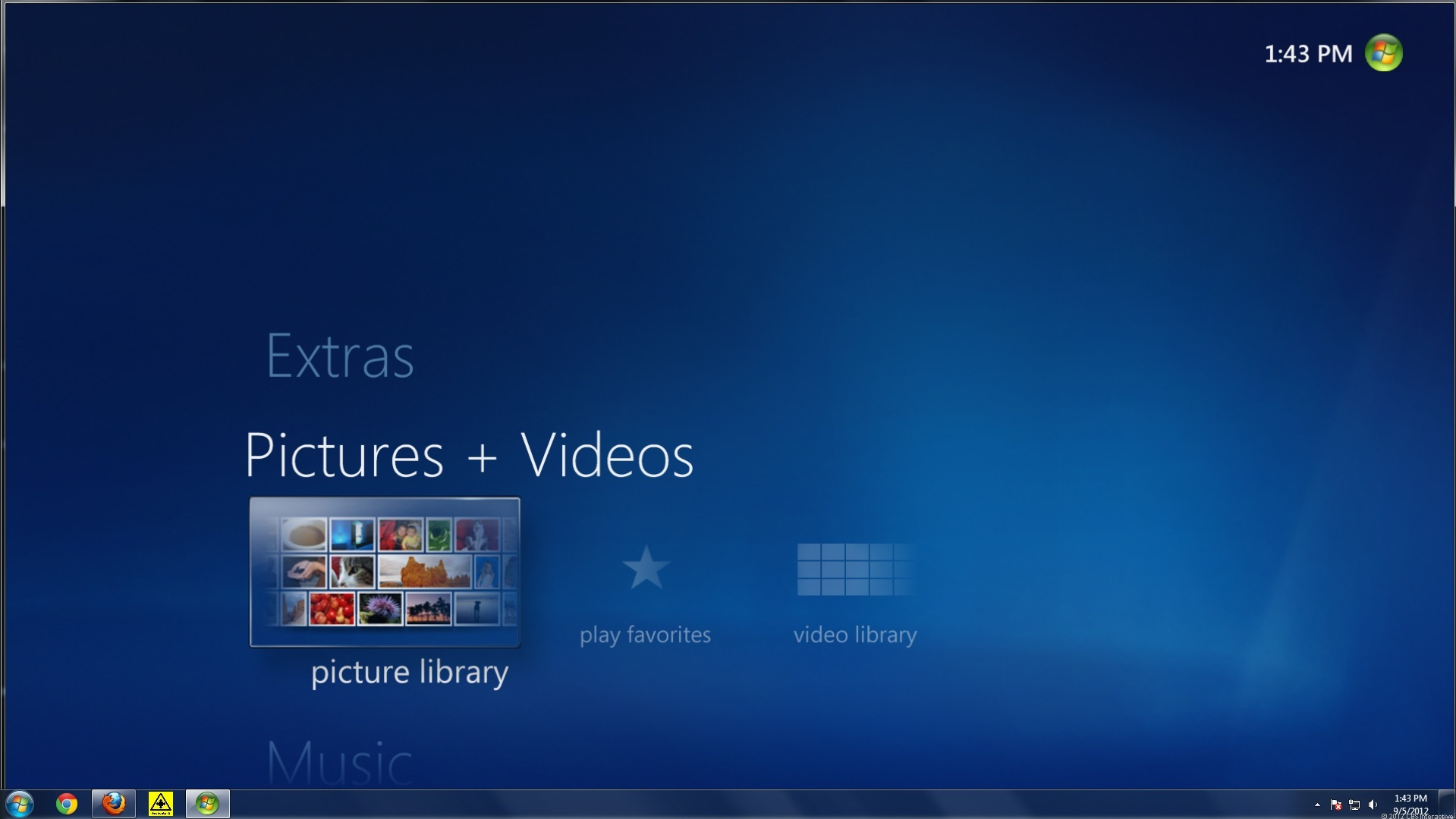 Windows Media Center and its DVD player software are no longer standard features in Windows 8.