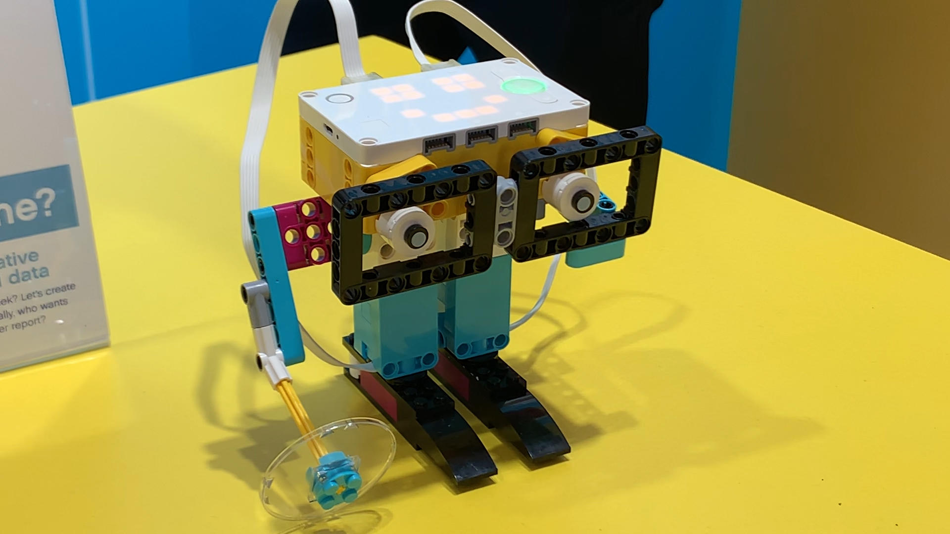 Video: Lego's weirdest new robots are heading to schools