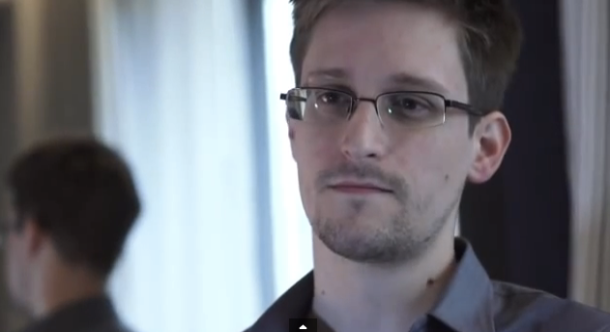 Edward Snowden reportedly accessed classified NSA documents via passwords shared by co-workers.