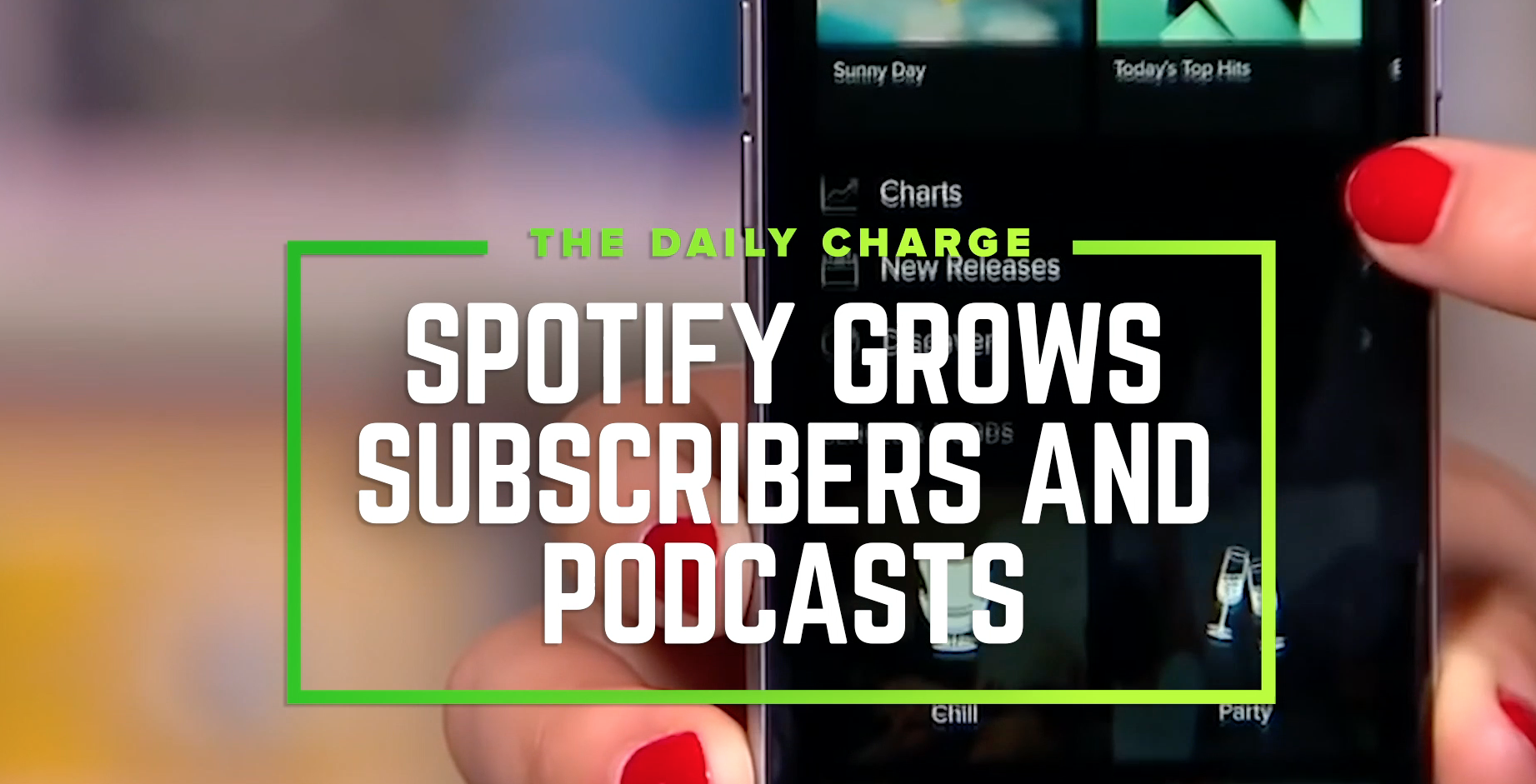 Video: Spotify is still the biggest streaming-music service
