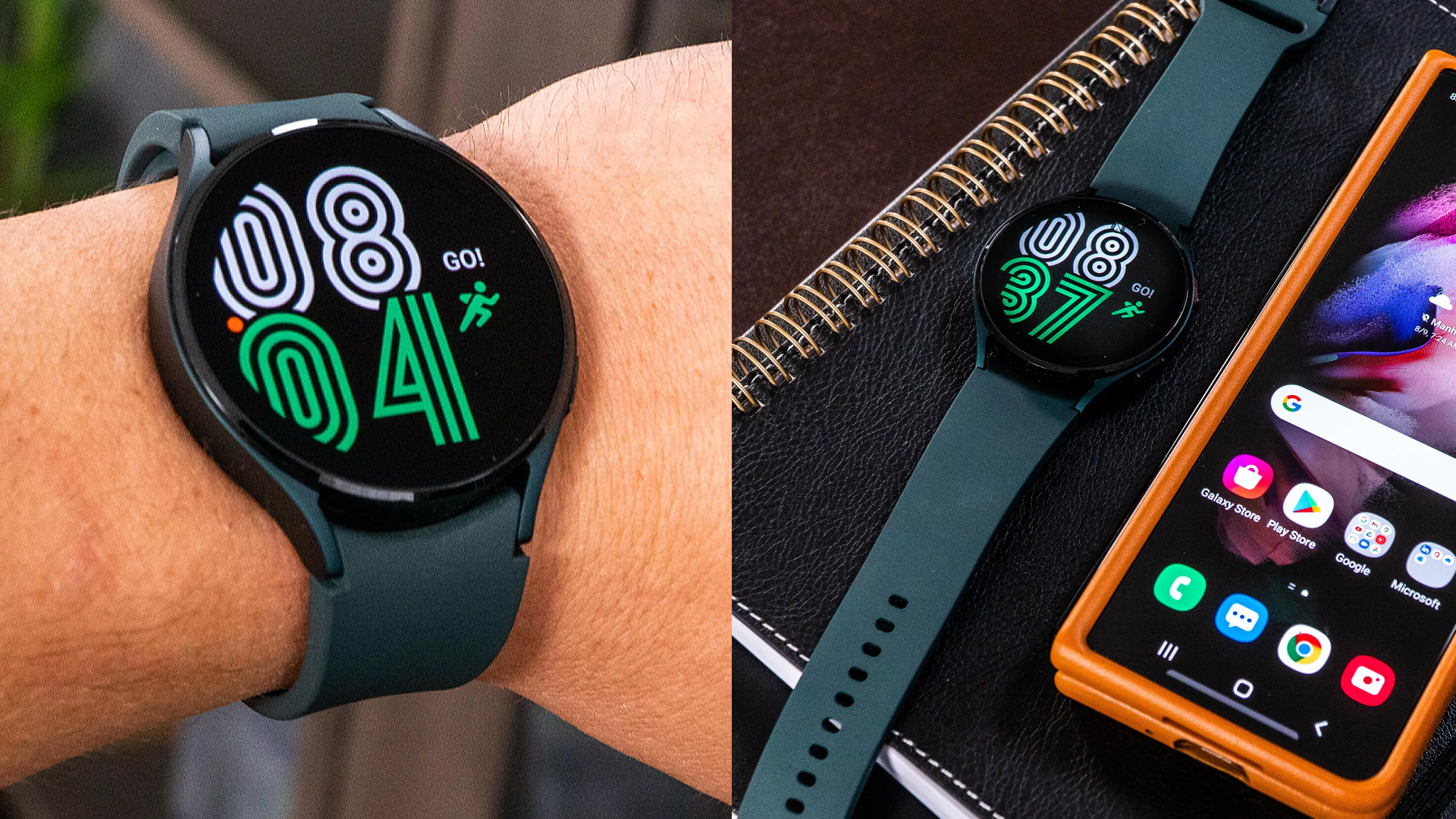 galaxywatch4 v1 | Samsung Galaxy Watch 4 review: The first take of a great future idea - CNET | The Paradise