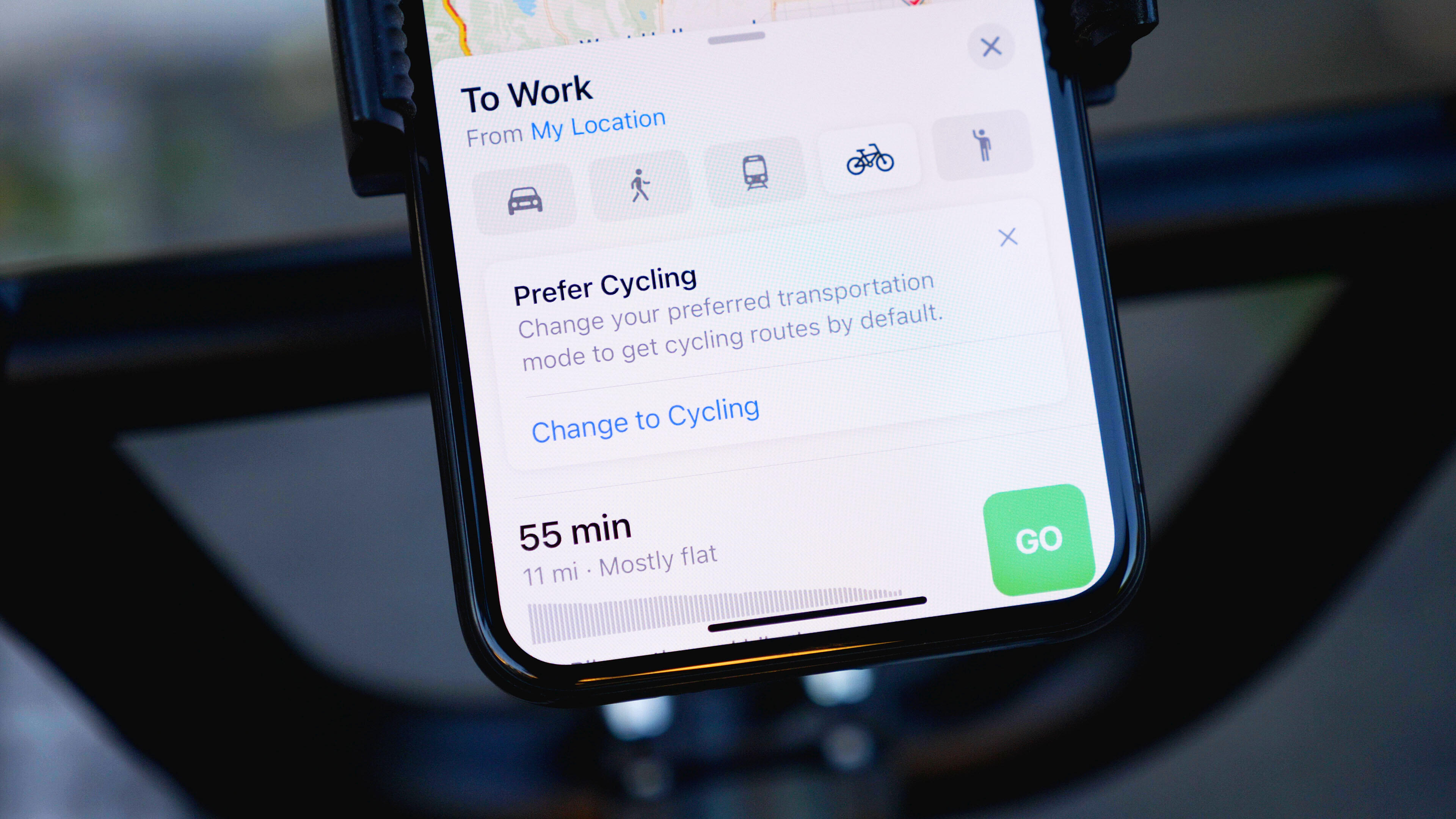Video: Apple Maps vs. Google Maps cycling comparison