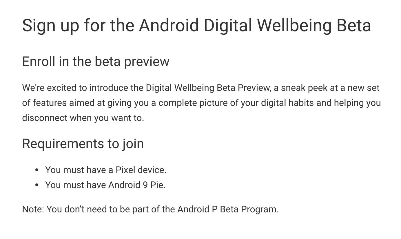 android-wellbeing-beta