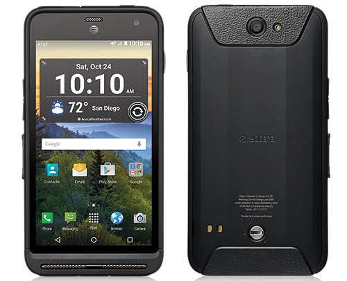 AT&T will be the first carrier to offer the Kyocera Duraforce XD.