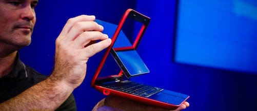 Will Netbook/tablet hybrids emerge as serious iPad rivals?