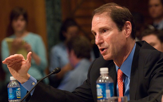 Sen. Ron Wyden this week introduced the first bill to amend the Digital Millennium Copyright Act's restrictions on cell phone unlocking. But advocacy groups want the offending part of the law completely repealed.