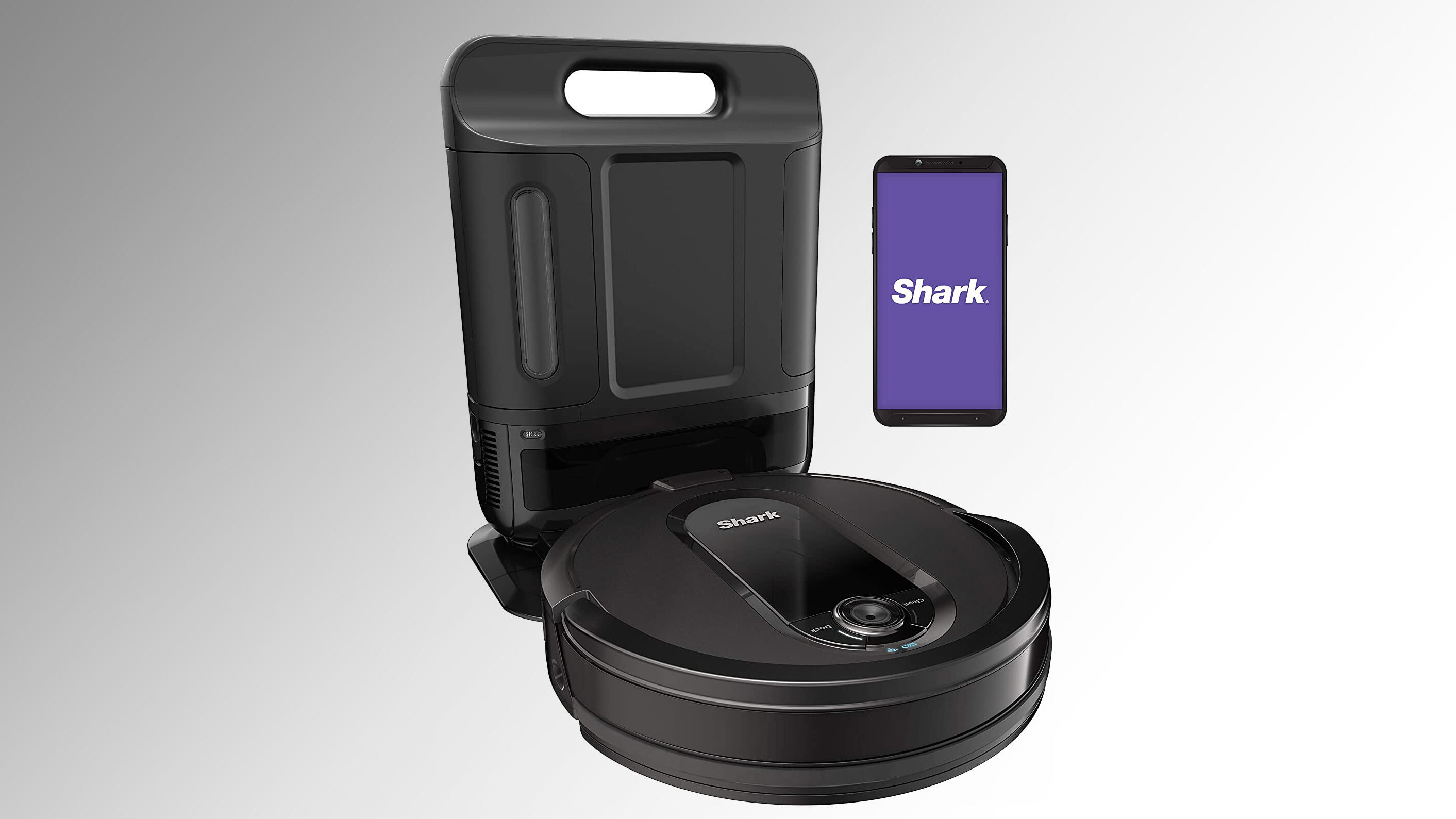 Get Shark's self-emptying Shark IQ RV1001AE robot vacuum for just $419