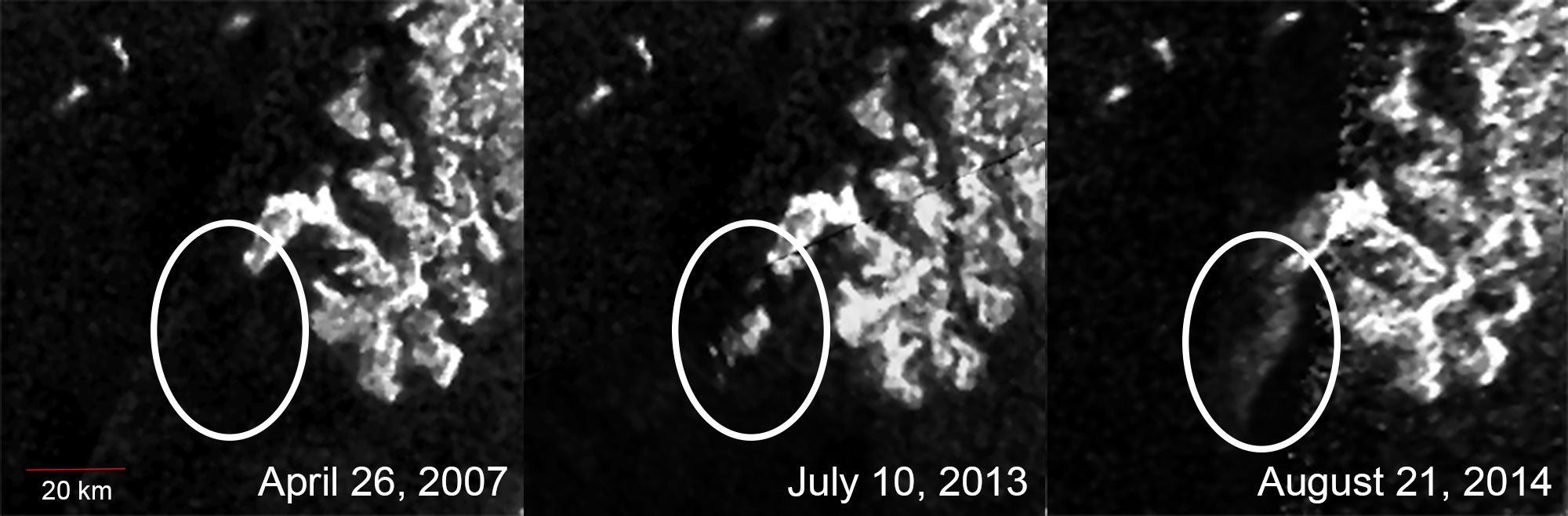 Titan's mystery feature
