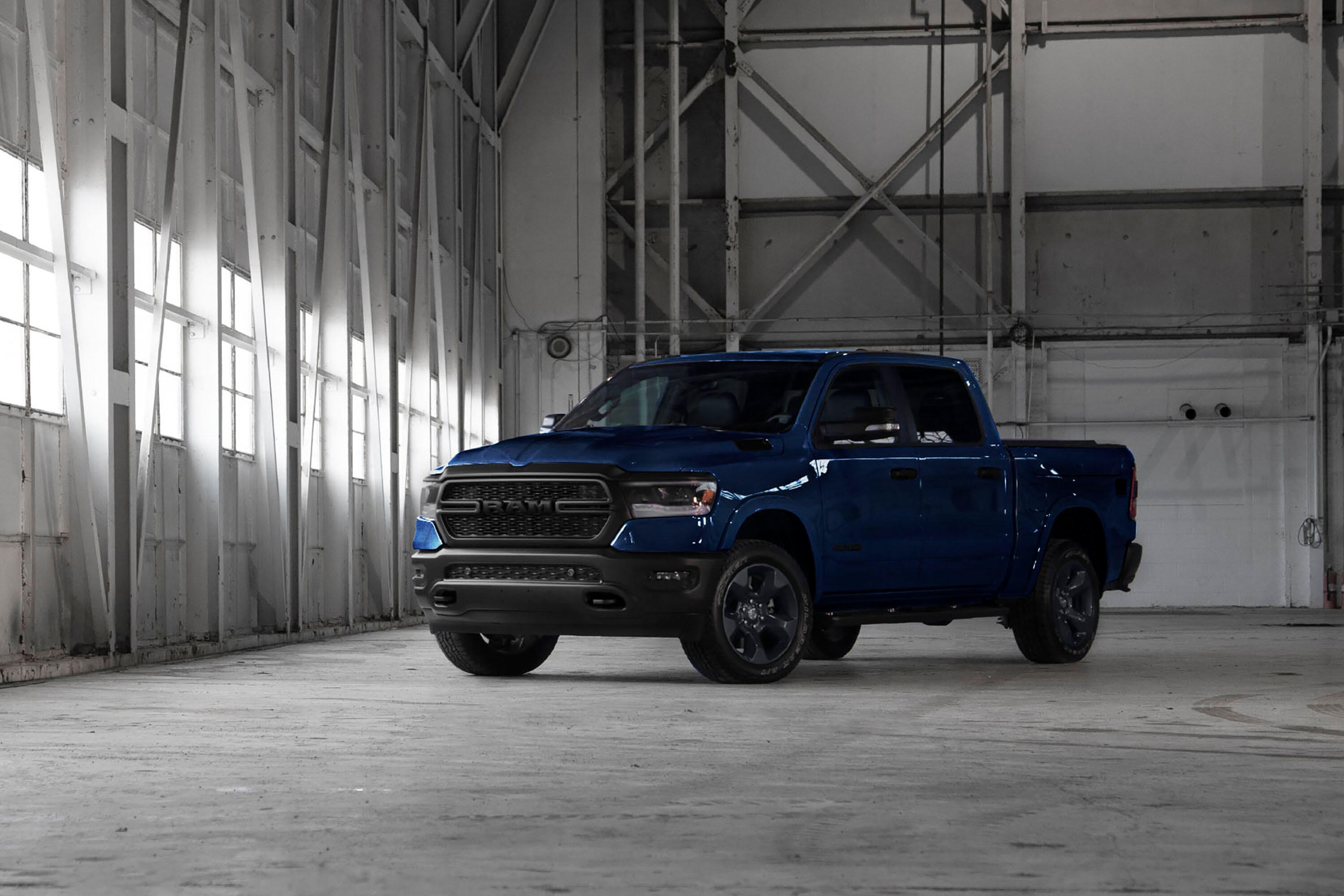 Ram 1500 Built to Serve Edition, US Navy