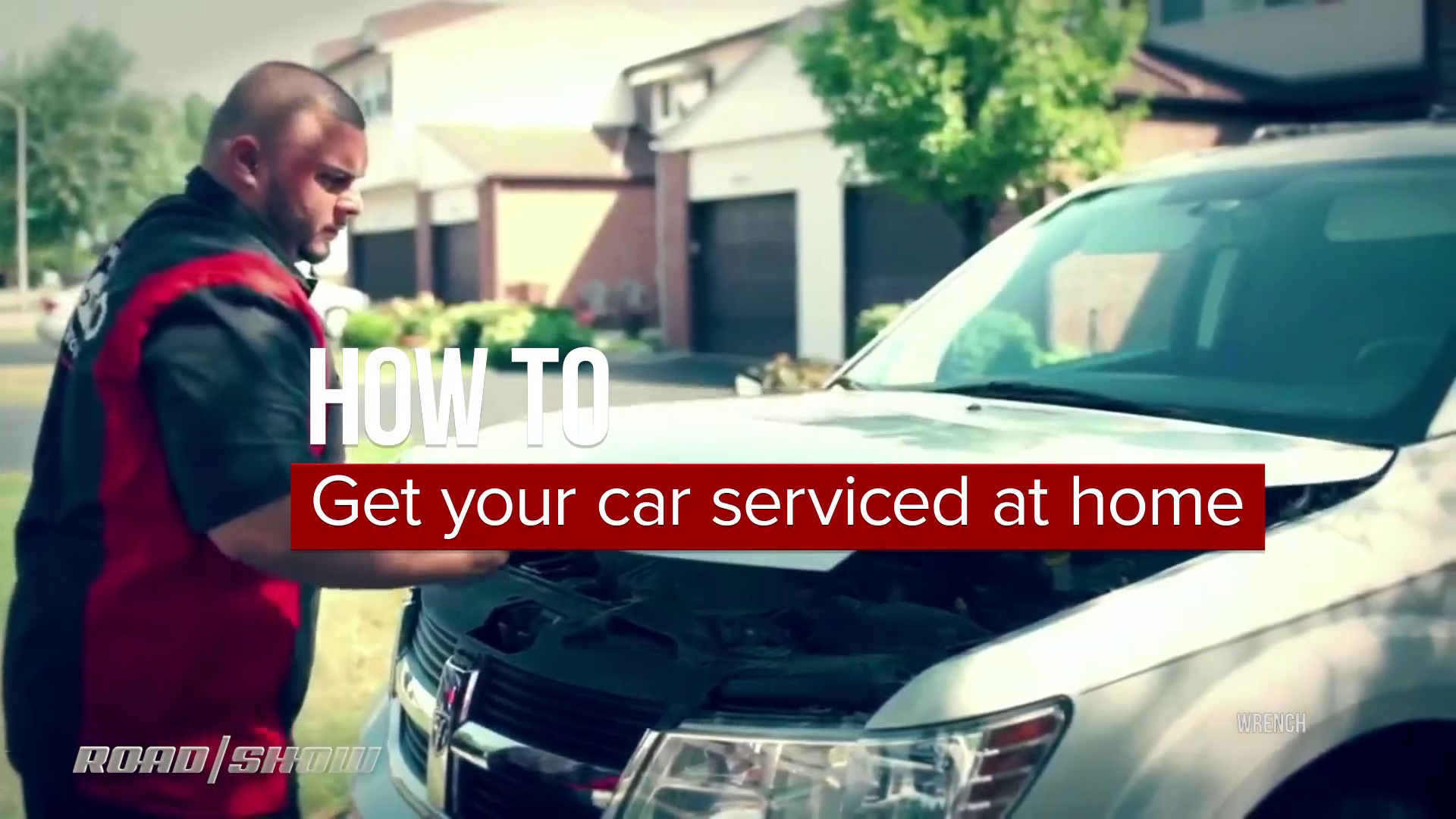How to get your car repaired at home     - Roadshow