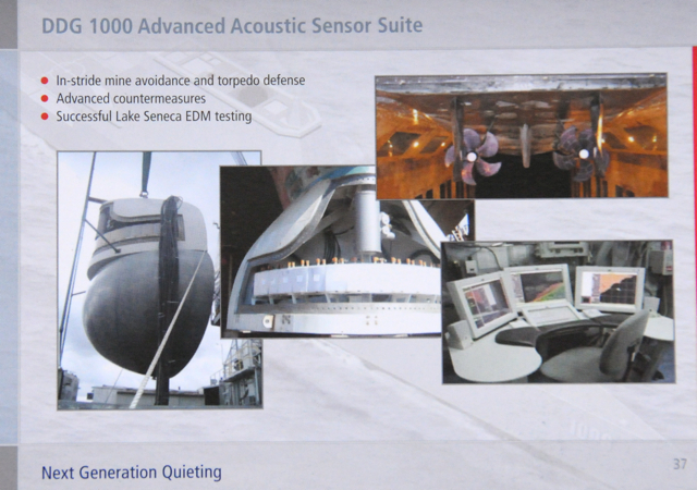 Advanced acoustic sensor suite