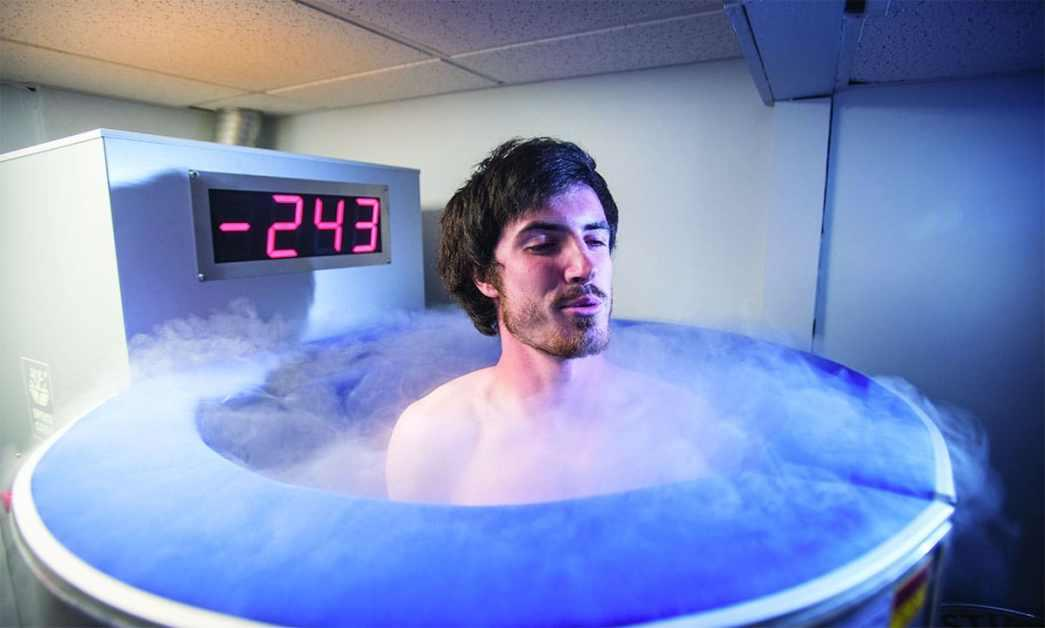 cryotherapy-chamber