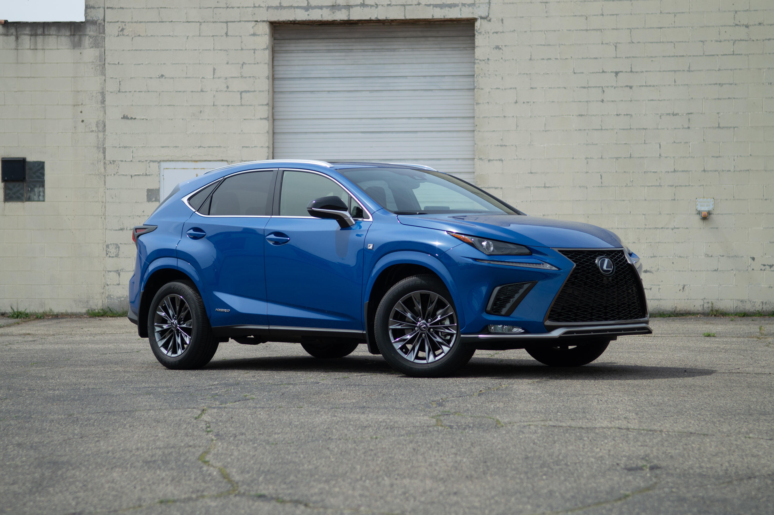 2021 Lexus NX 300h review: Nothing you haven't seen before     - Roadshow