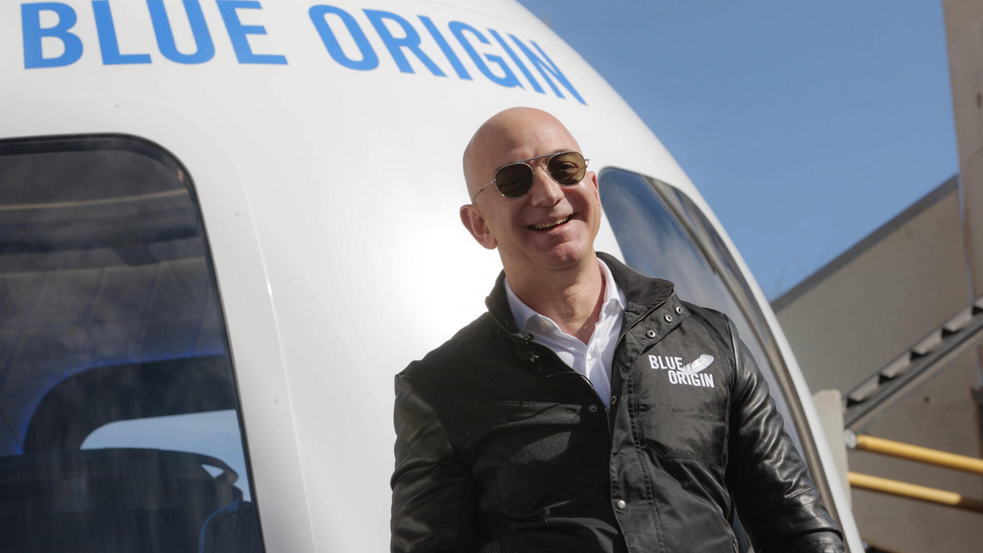Video: Bezos rockets to space, Tesla launches self-driving subscription plan