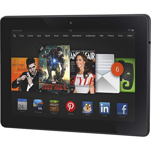 Amazon Kindle Fire HDX 8.9: Apple's new iPad Air has a good display but it's not as good as the Kindle Fire HDX 8.9's, according to DisplayMate Technologies.