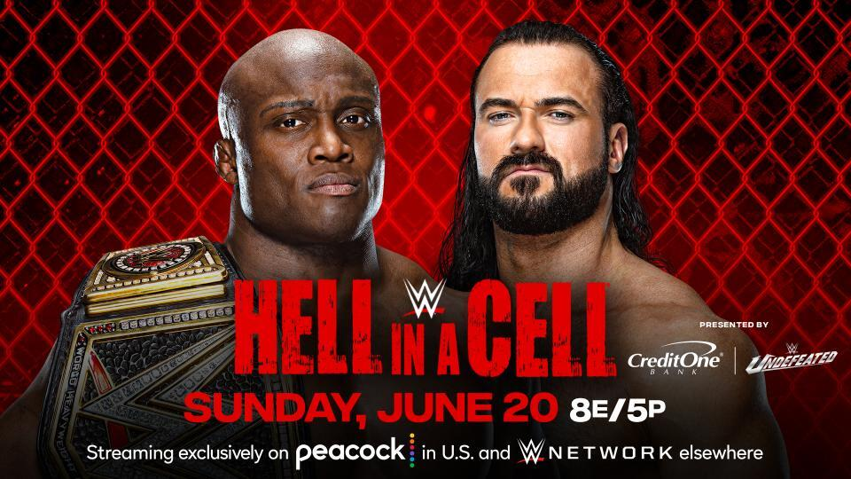 WWE Hell in a Cell 2021: How to Watch, Start Times, and Match Card