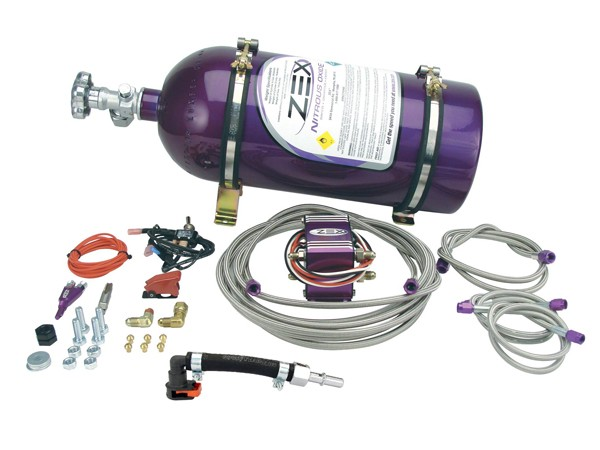 Nitrous system and components