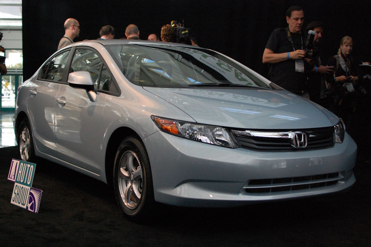 Honda Civic Natural Gas