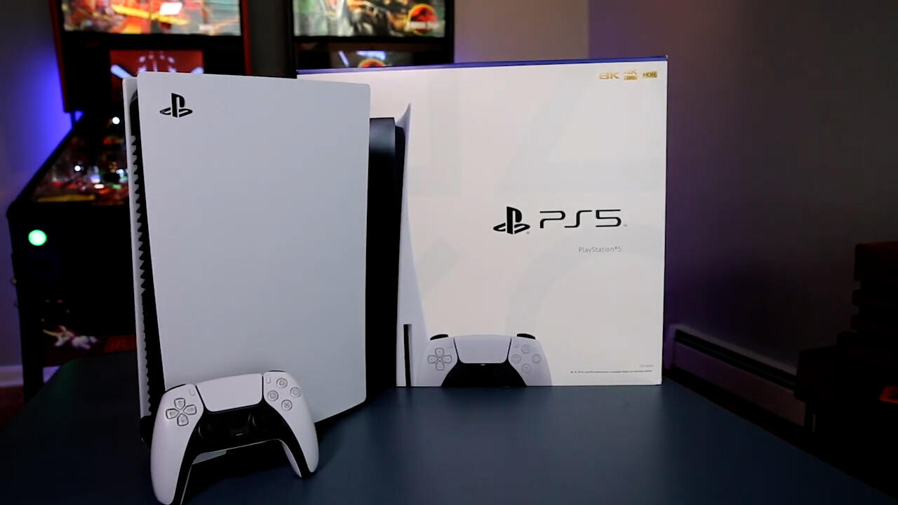 There will be a PS5 restocking on Sony's PlayStation Direct today (Update: Out of Stock)