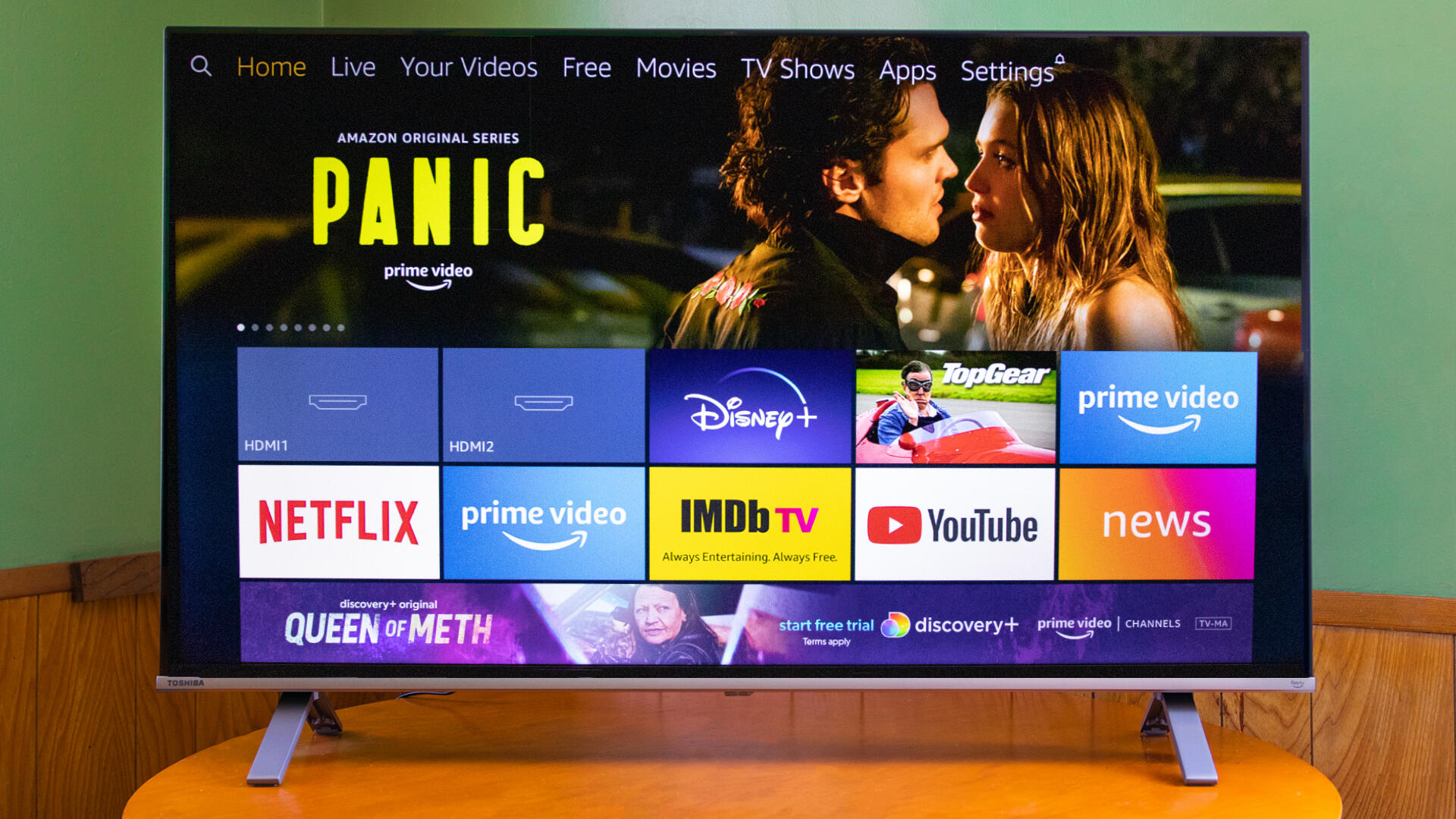 Toshiba Amazon Fire TV C350 series review: Alexa, what's on?     - CNET