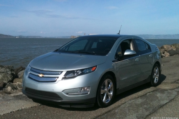The Chevy Volt won the gold medal in the Personal Transportation Segment at the 2011 Edison Awards.