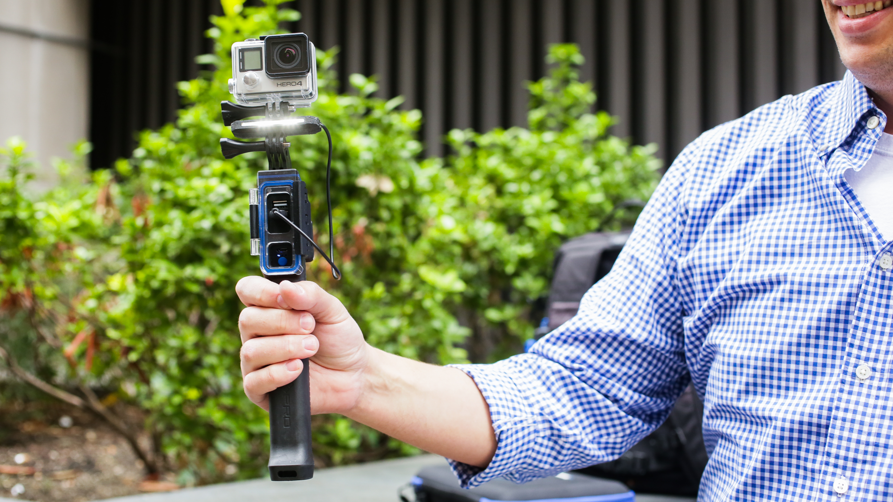 More than just a selfie stick