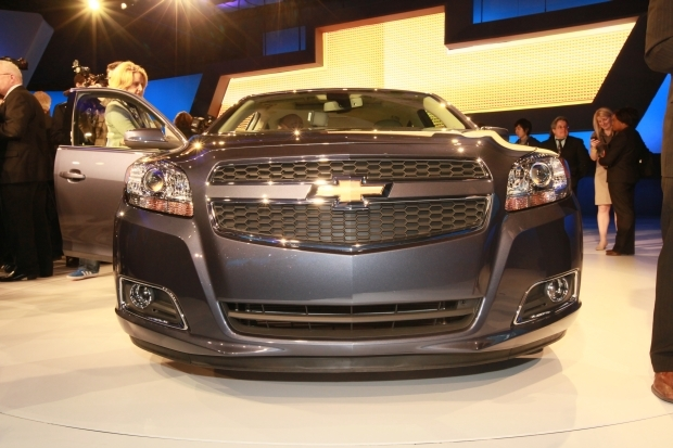 Chevrolet surprised everyone with the Malibu ECO, a lightly electrified sedan that's not quite a hybrid.