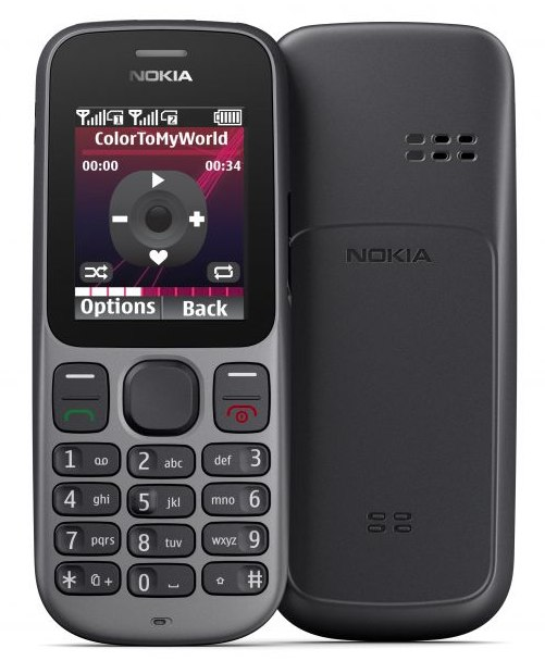 The Nokia 101 costs $35.