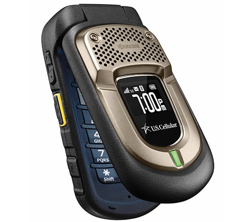 Kyocera's Durapro feature phone.