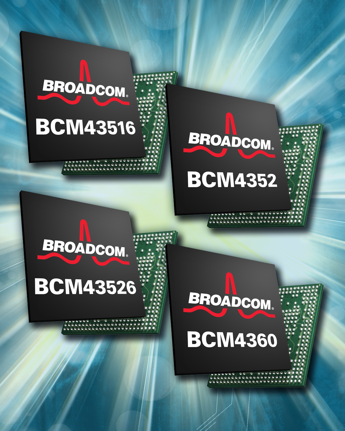 Broadcom's new 802.11ac 5G WiFi chips will be showcased at CES 2012.