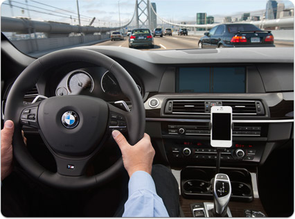 Siri more car-friendly in the next year, Apple says.
