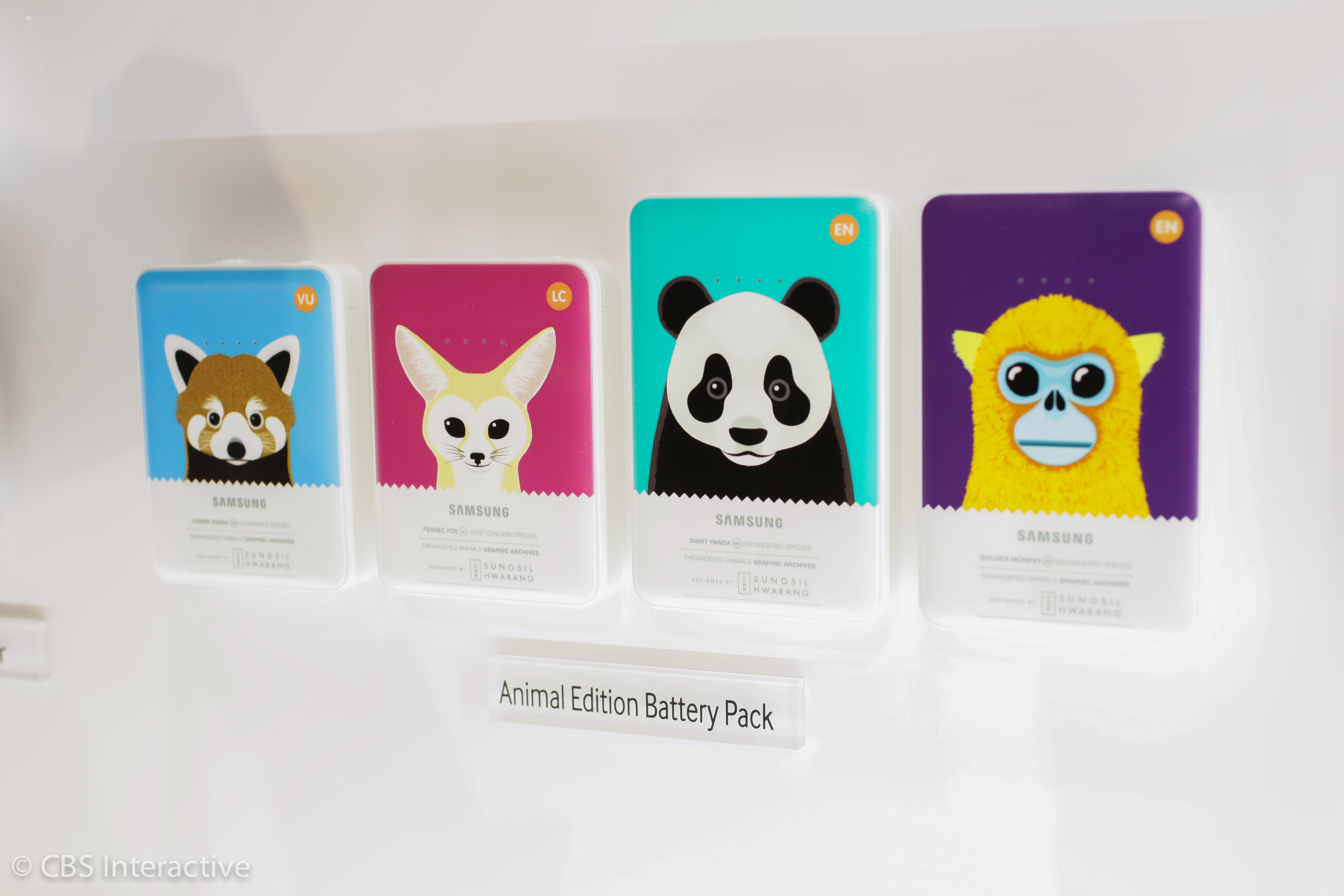 Animal Edition Battery Pack