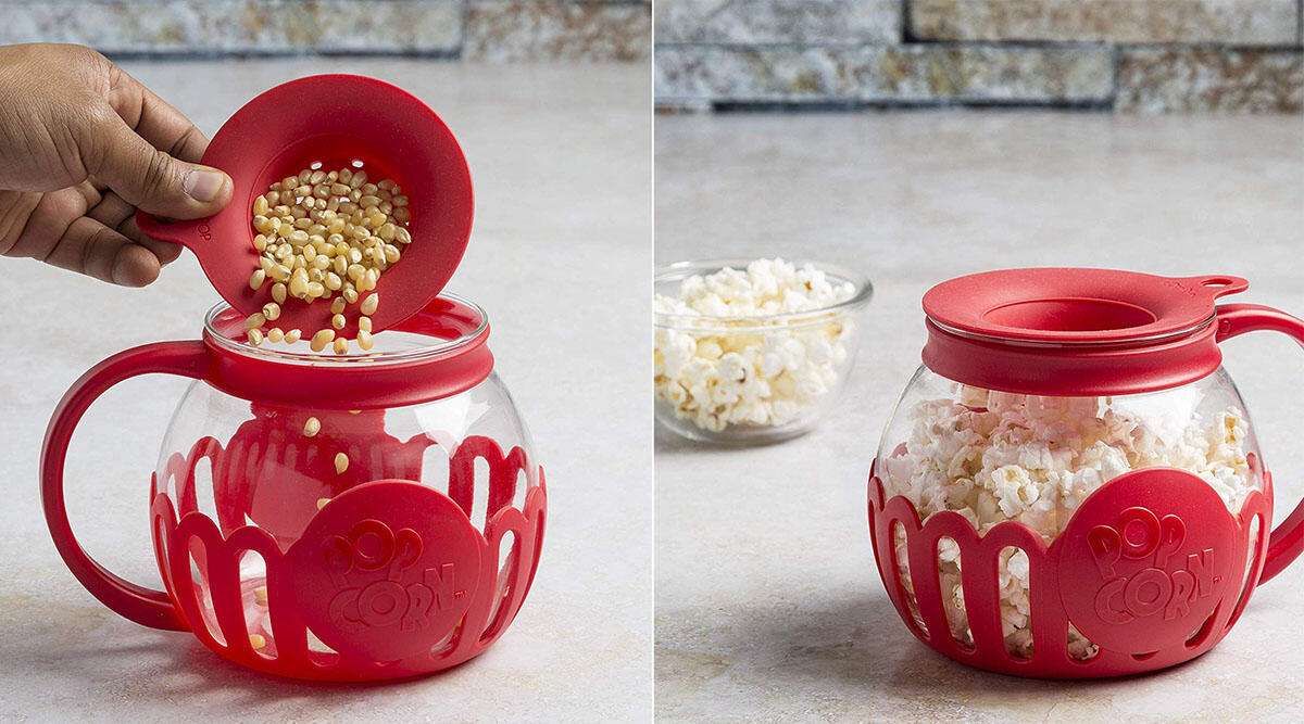 This healthier way to make microwave popcorn ($8.88)