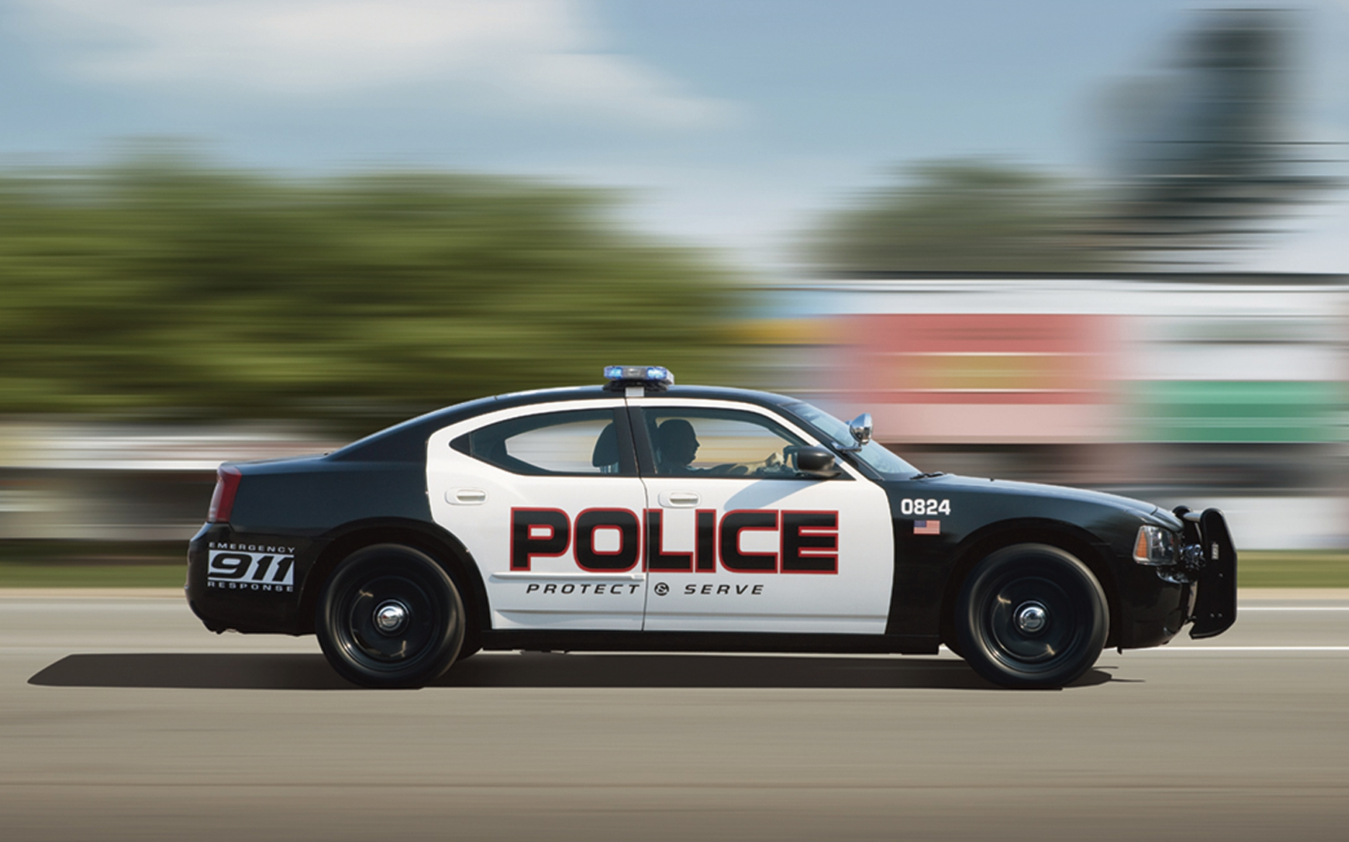 2009 Dodge Charger Police package