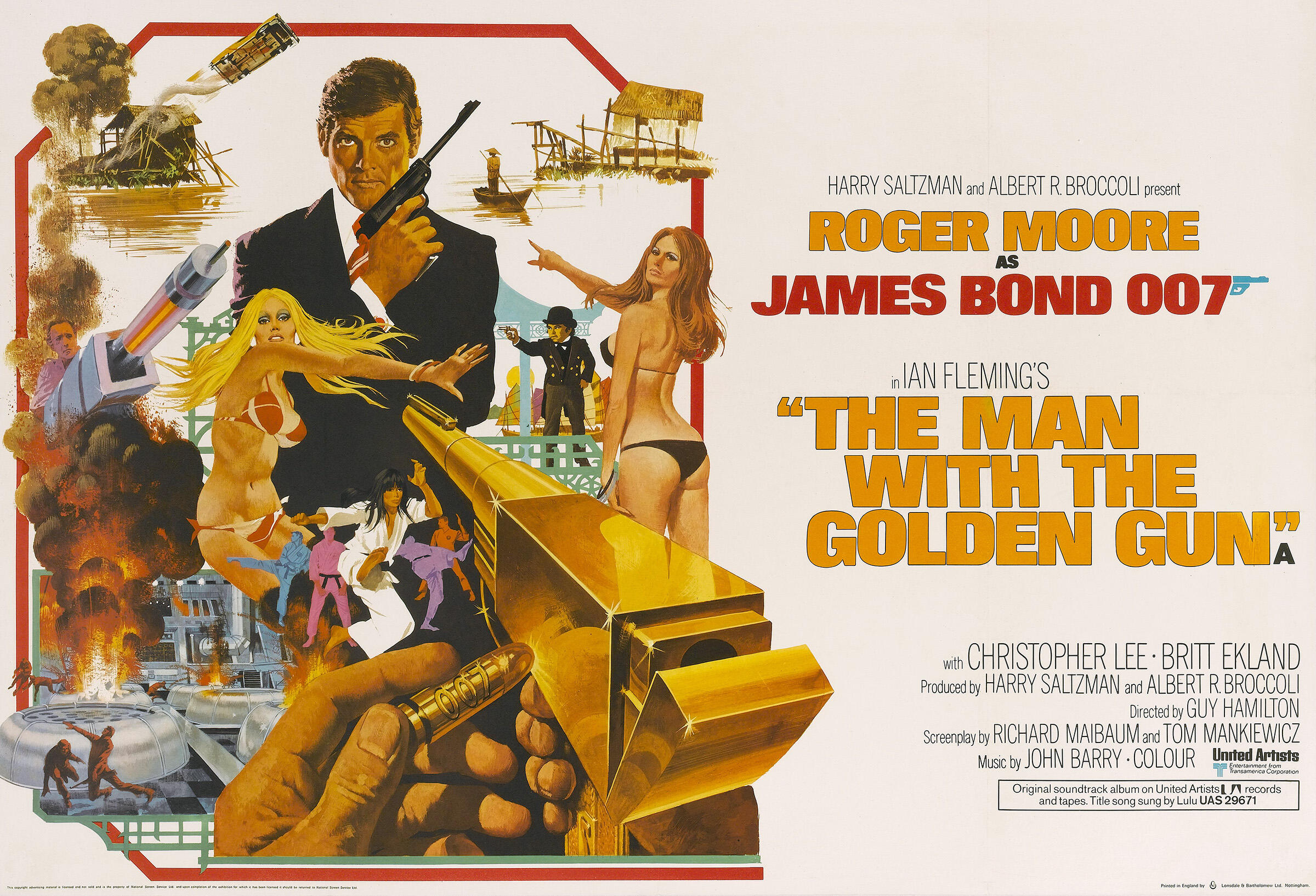 25. The Man with the Golden Gun