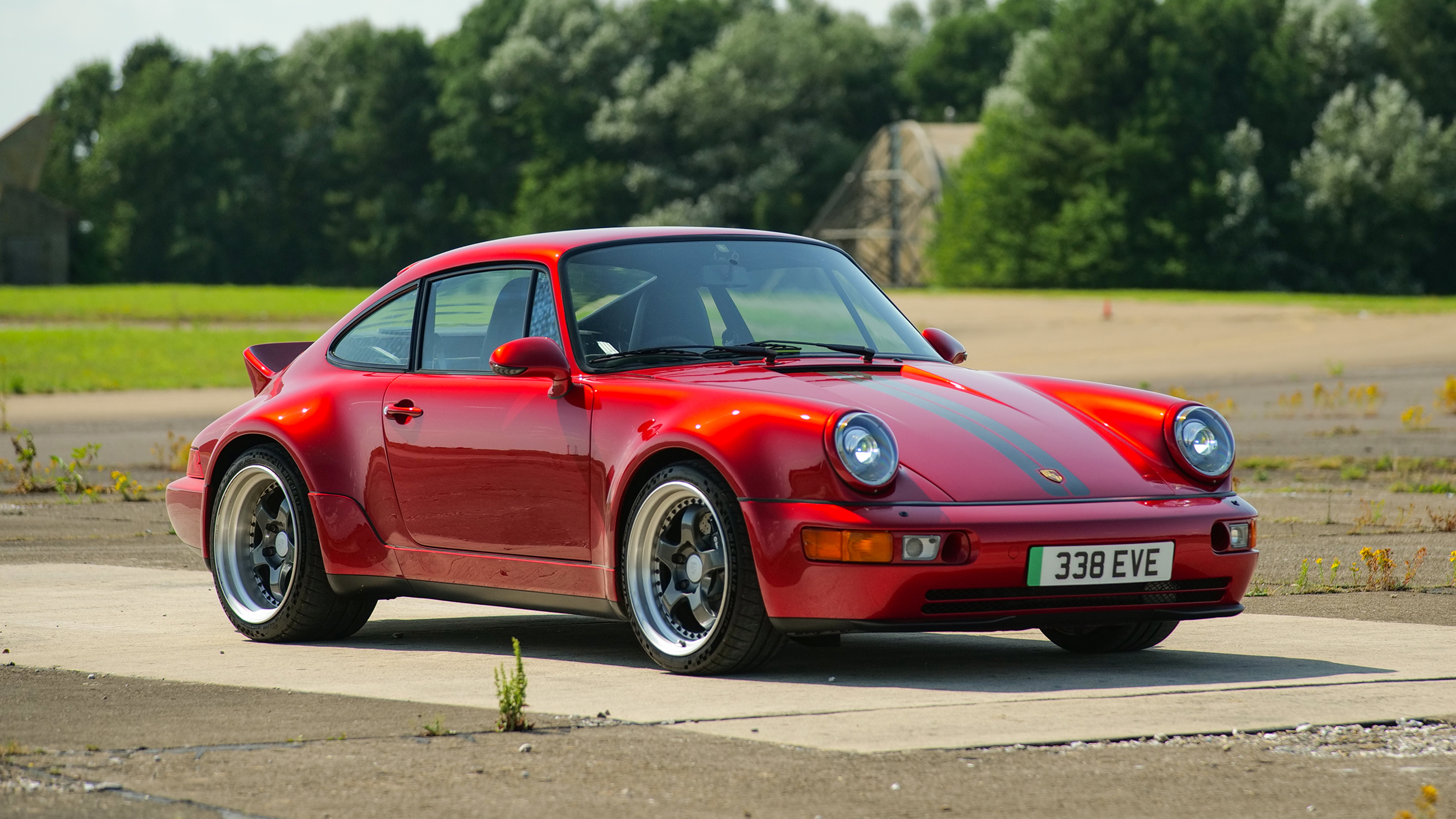 Video: This classic Porsche 911 is fully electric