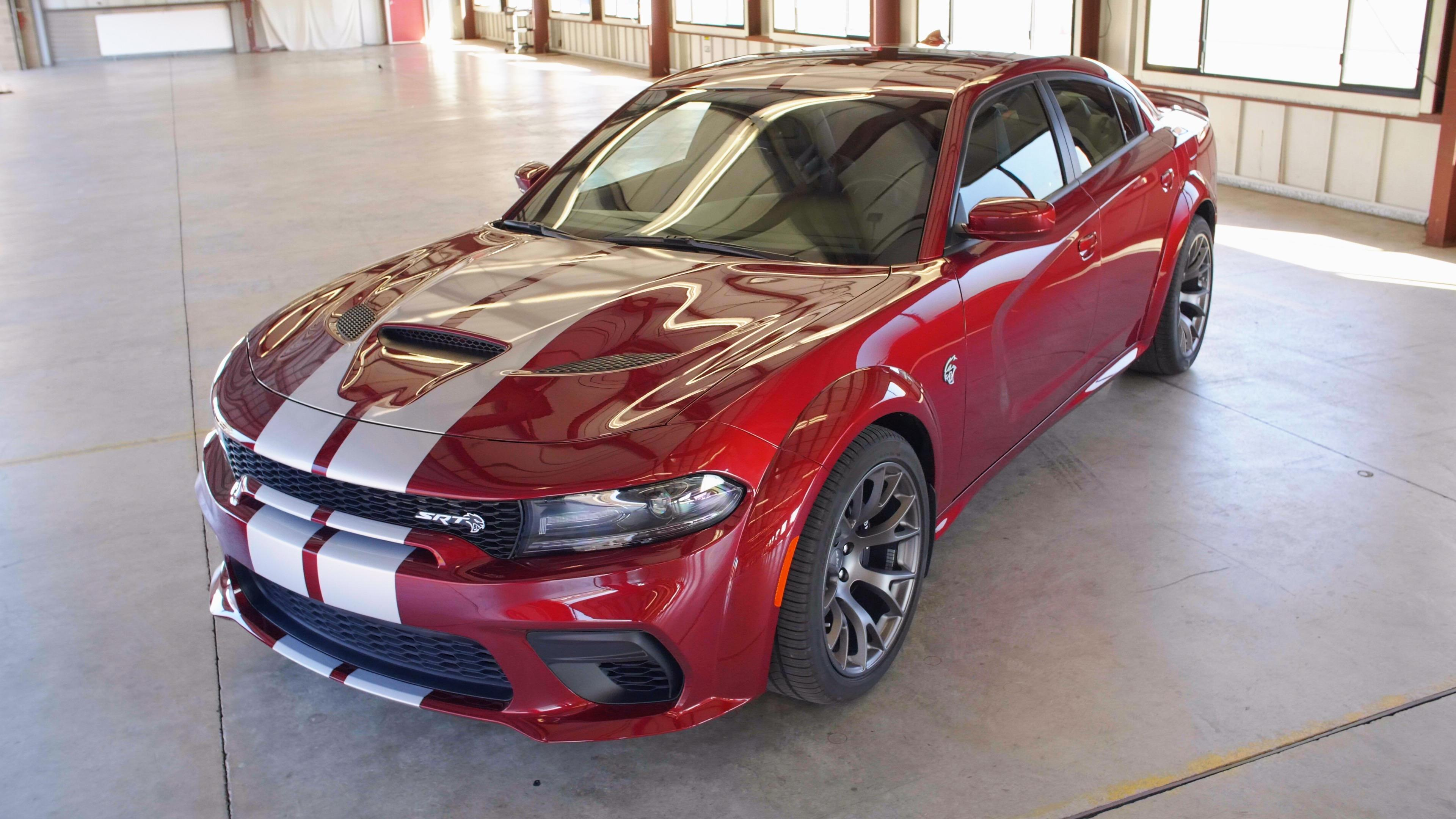 Video: 2020 Dodge Charger SRT Hellcat Widebody: A trackable muscle car