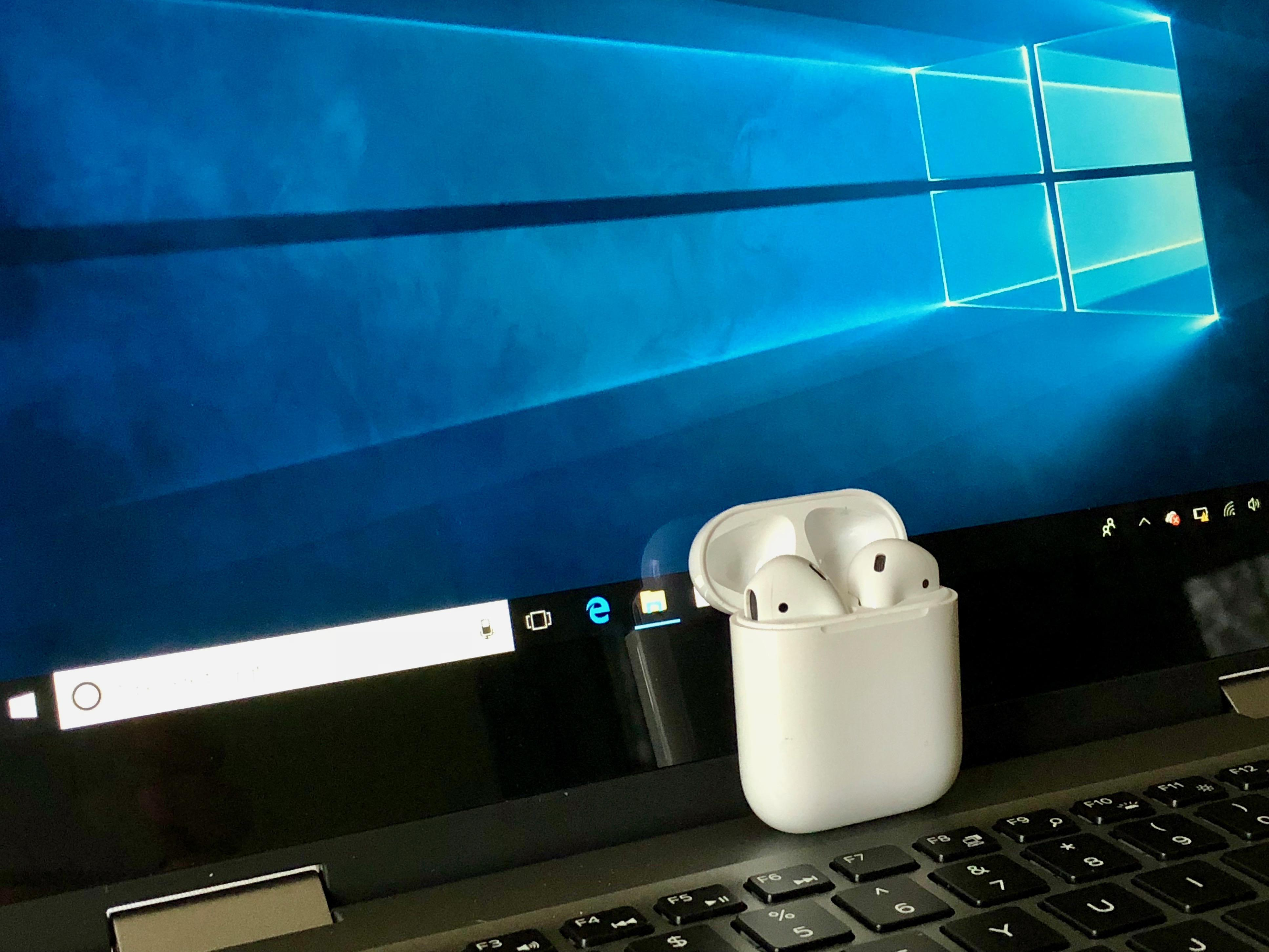 How to pair Apple AirPods with your Windows 10 PC in one minute - CNET