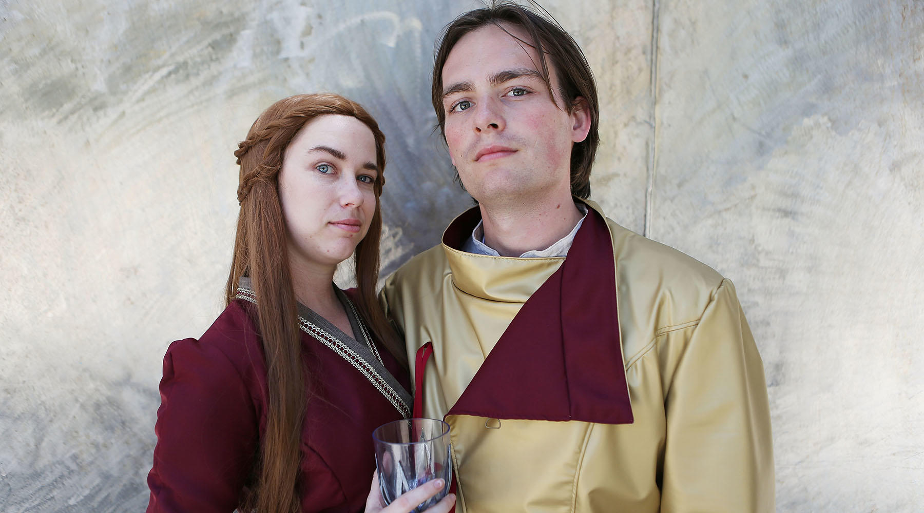 This wonderful Lannister family photo