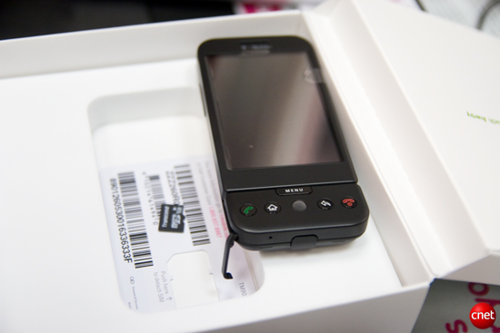 G1 T-Mobile Android phone