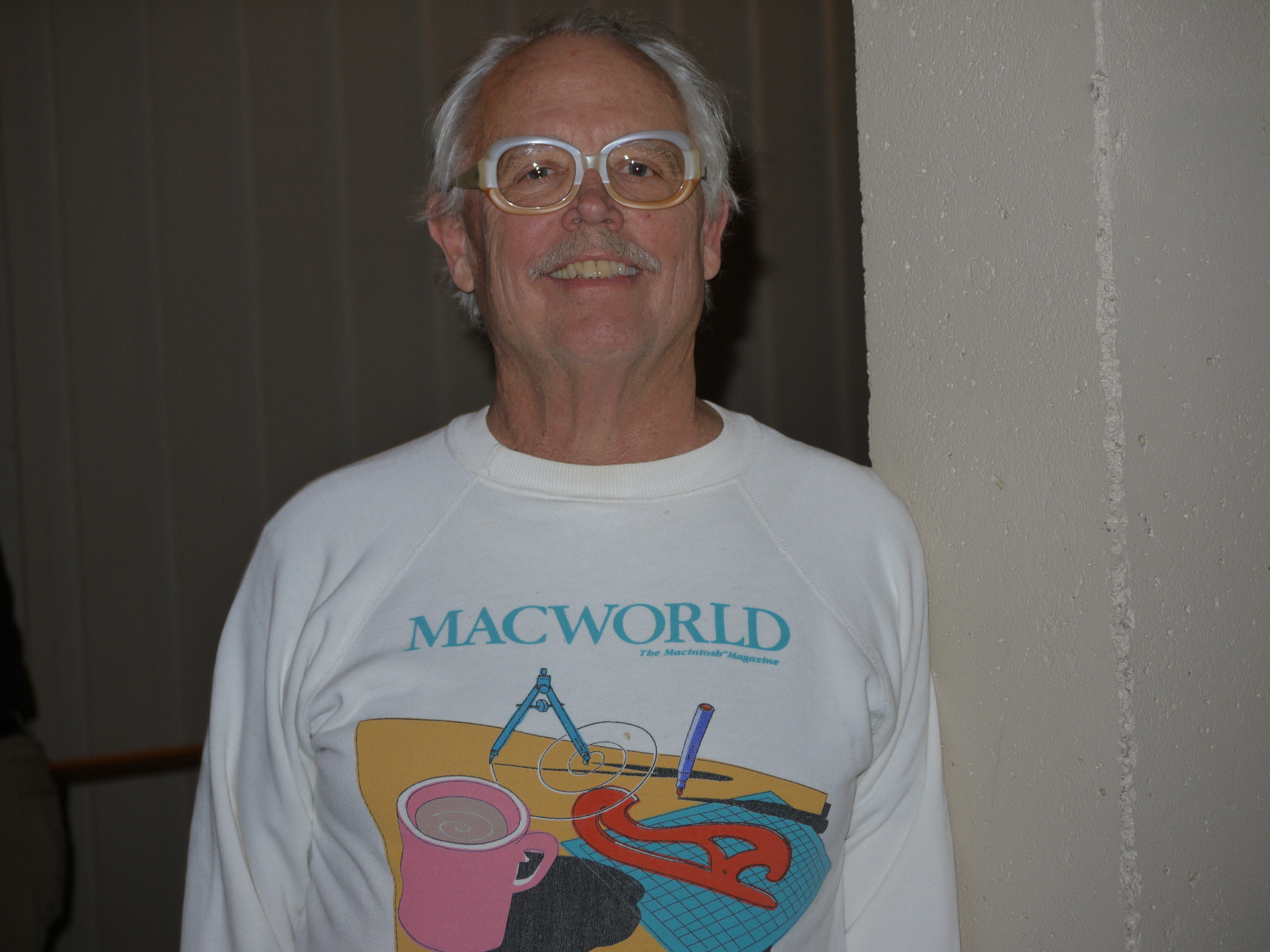 Macworld founder David Bunnell