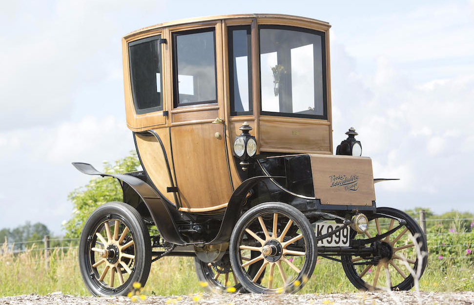 Woods electric car