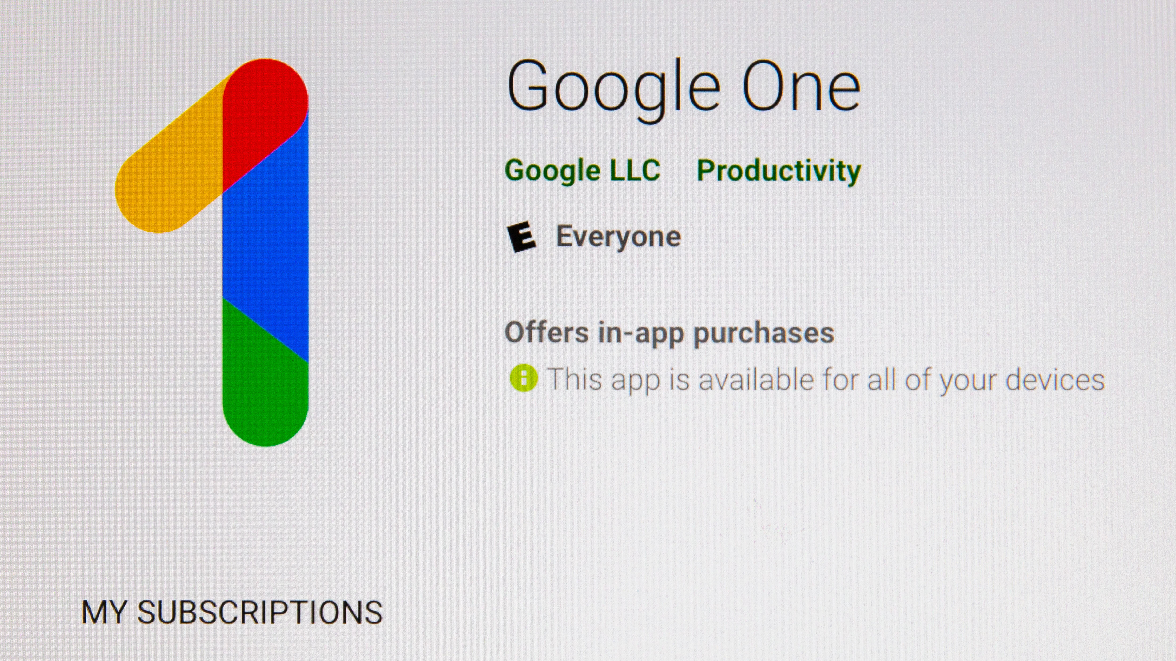 Google One Plan Upgrade when Google Photos Unlimited ends