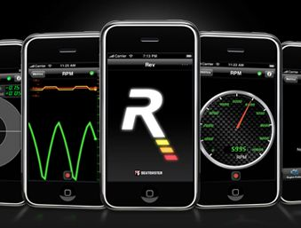 Rev app for iPhone
